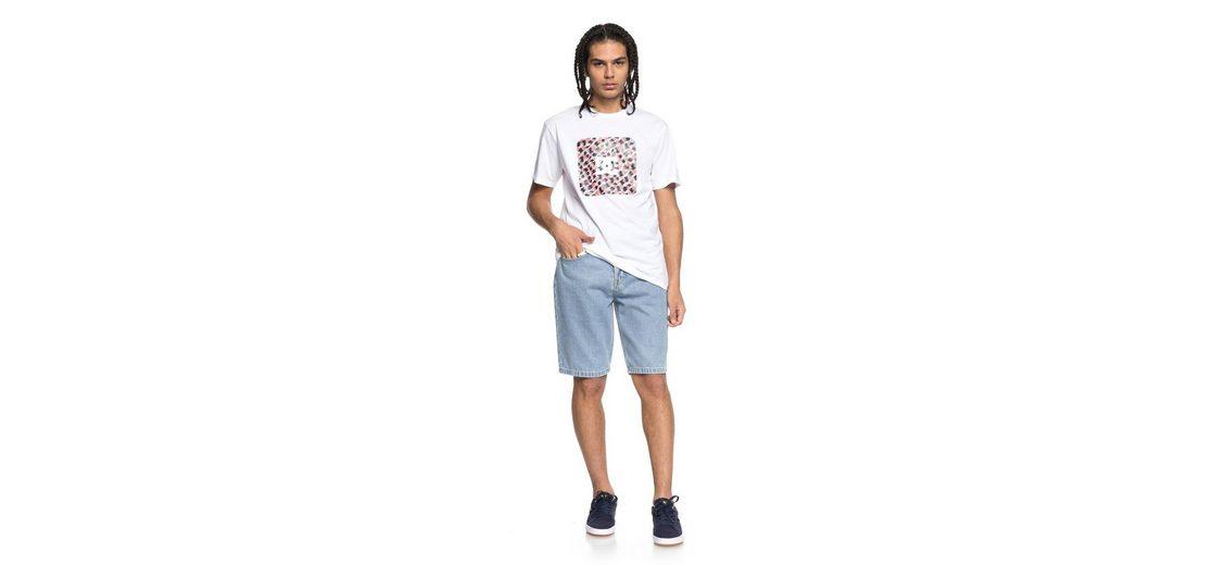 Günstig Kaufen Klassisch DC Shoes T-Shirt Shuffle Face Auslassstellen Günstig Online Kosten Große Überraschung Online Billig Mit Master 98fwqME
