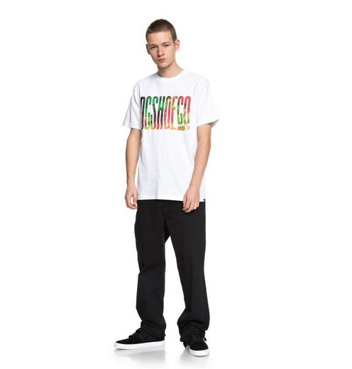 DC Shoes T-Shirt Trippy Typed