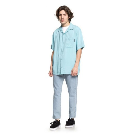 DC Shoes Kurzarm-Hemd Whinney