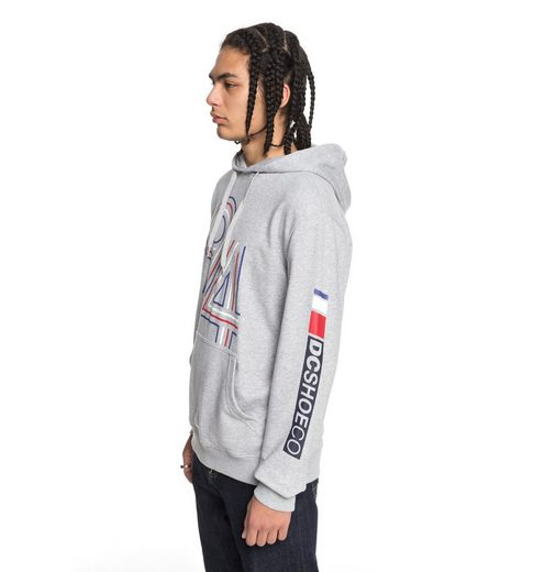 DC Shoes Hoodie Cycles Lines