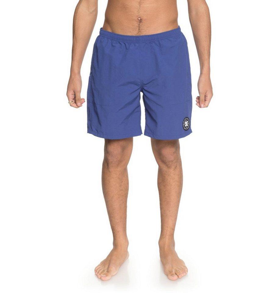 Herren DC Shoes  Shorts Lite Way 18 blau | 03613373419309