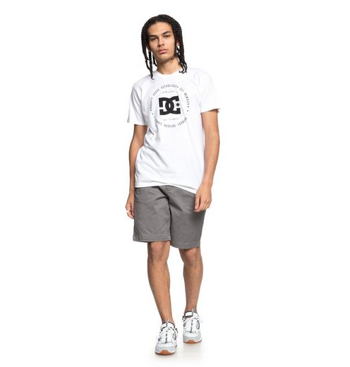 DC Shoes Chino Shorts Worker Heather 19