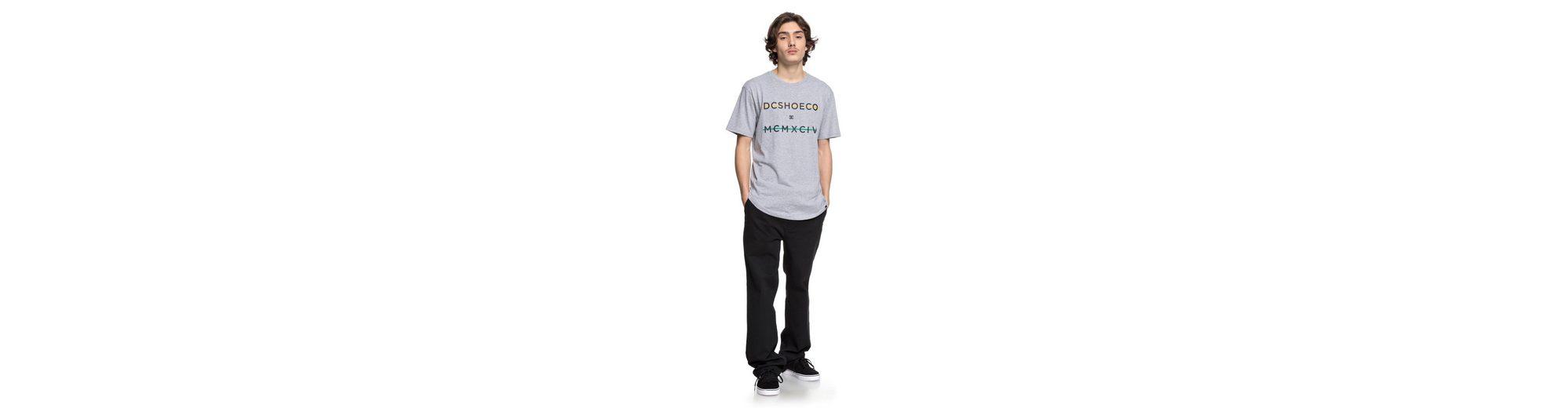 DC Shoes T-Shirt Line Up The Way Preise Im Netz Unter Online-Verkauf Spielraum Shop-Angebot Große Überraschung Günstig Online z0gQaX