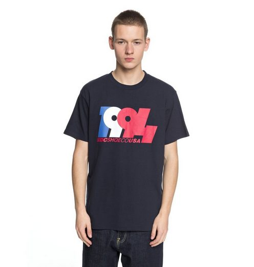 DC Shoes T-Shirt Graduate In 94