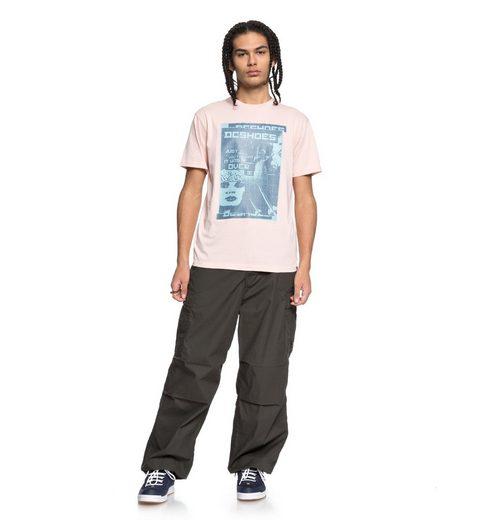Dc Chaussures T-shirt Fusée Pilote