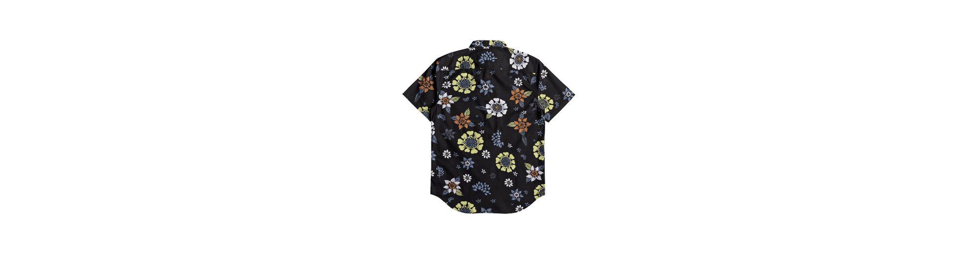 Quiksilver Kurzarmhemd Sunset Floral Original Günstig Online Neue Ankunft Art Und Weise Guter Service Starttermin Für Verkauf Visa-Zahlung Online 7fdrm