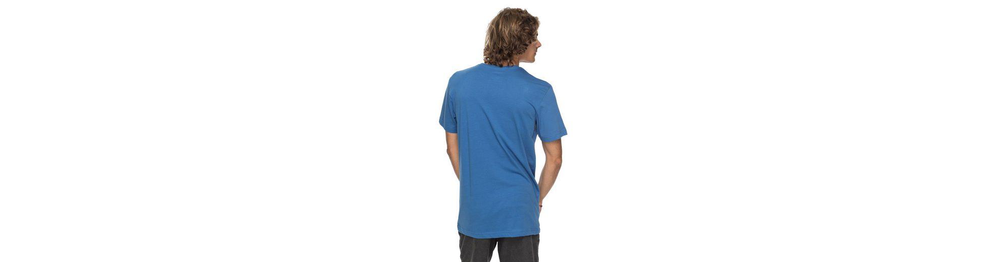 Quiksilver T-Shirt Classic Revenge Geschäft BKFLie