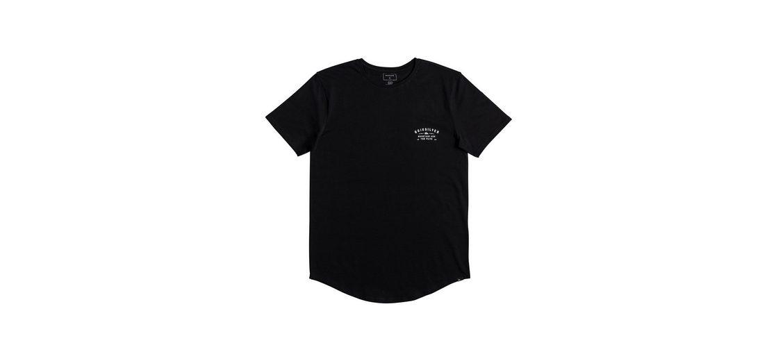 Quiksilver T-Shirt Scallop Spacer Facer Bulk-Design e8L6I