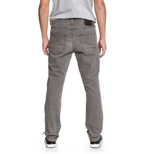 DC Shoes Straight Fit Jeans Worker