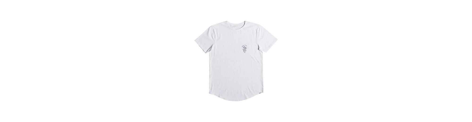 Billig Verkauf Zahlung Mit Visa Outlet-Store Online-Verkauf Quiksilver T-Shirt Scallop Board Fusion Preiswerte Qualität Auslass 2018 Neu r9lubeZz