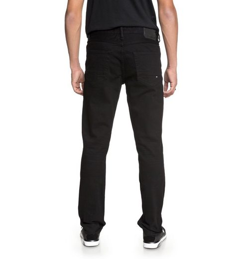 Dc Shoes Straight Fit Jeans Worker Black Rinse