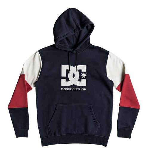 Dc Shoes Hoodie Doney