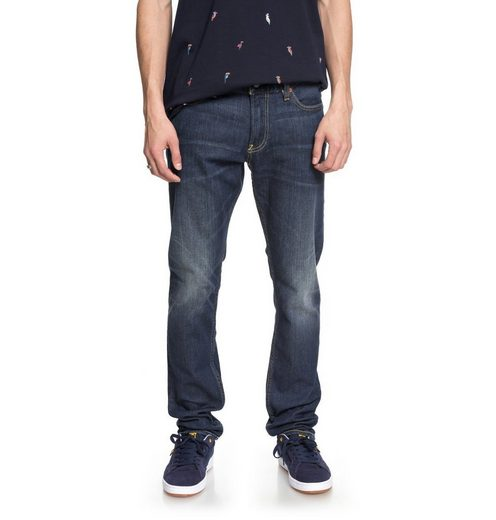 DC Shoes Slim Fit Jeans Worker Medium Stone
