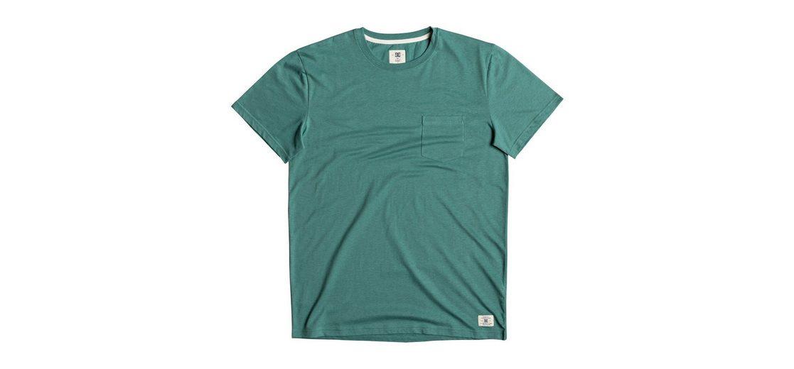 DC Shoes Pocket-T-Shirt Basic Billig Verkauf Auslass Spielraum Shop Günstig Online Schnell Express Größte Anbieter 2018 Unisex Verkauf Online gIbfbFIhK