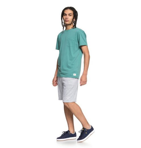 Dc Chaussures Pocket-t-shirt Basic