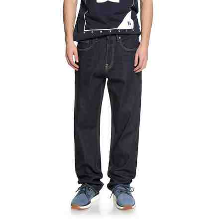 DC Shoes Relaxed Fit Jeans »Worker Indigo Rinse«