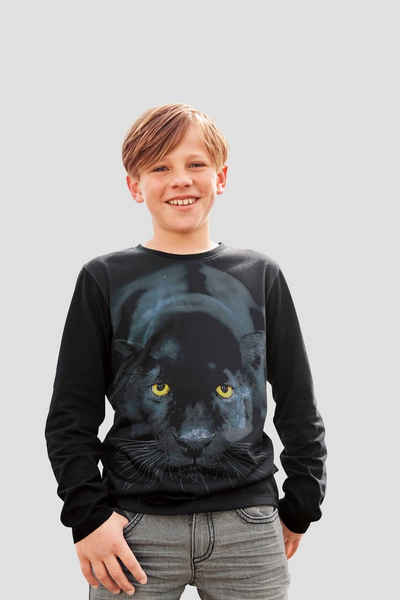 KIDSWORLD Langarmshirt »BIG PUMA«