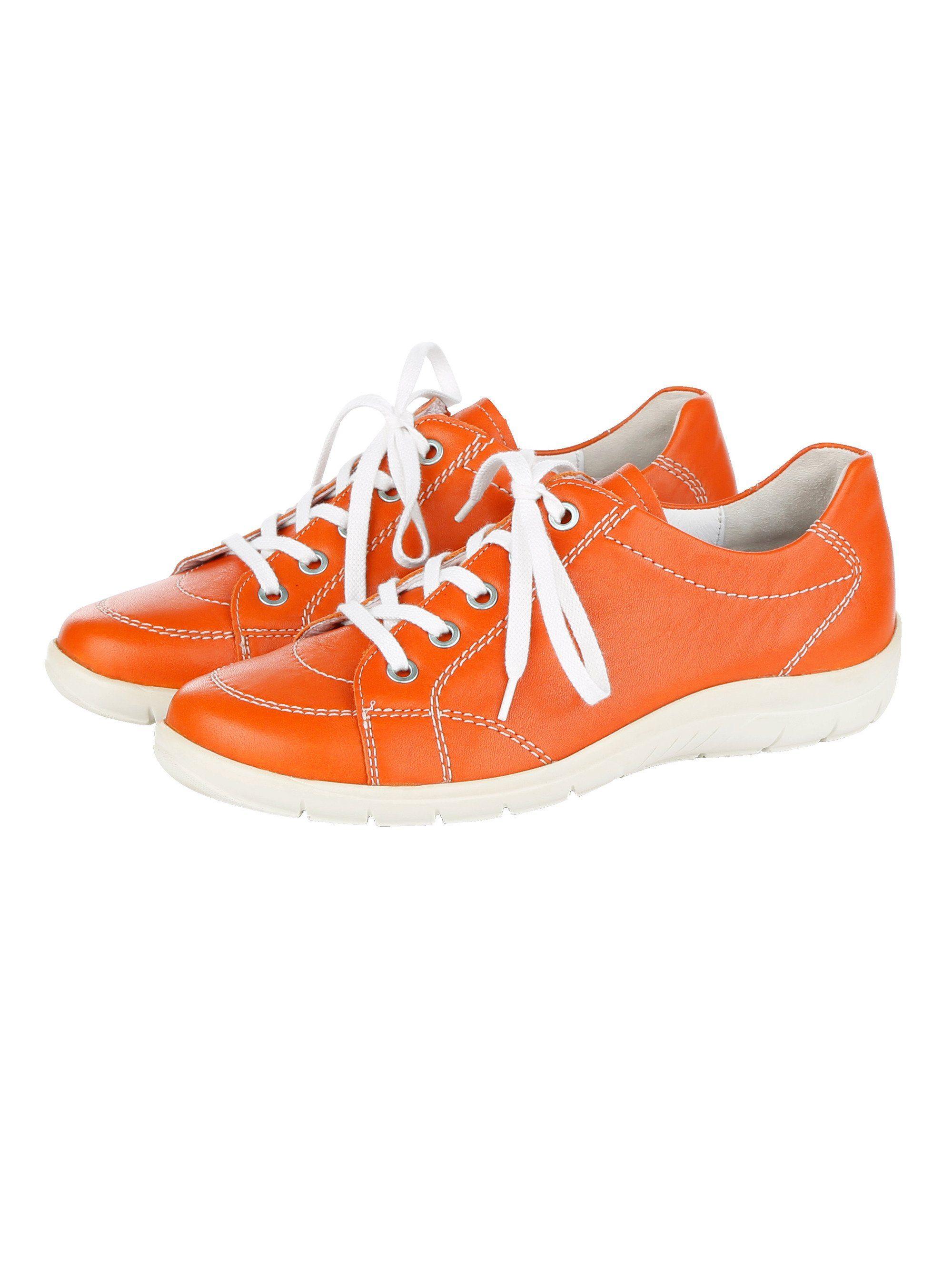 Naturläufer Schnürschuh online kaufen  orange