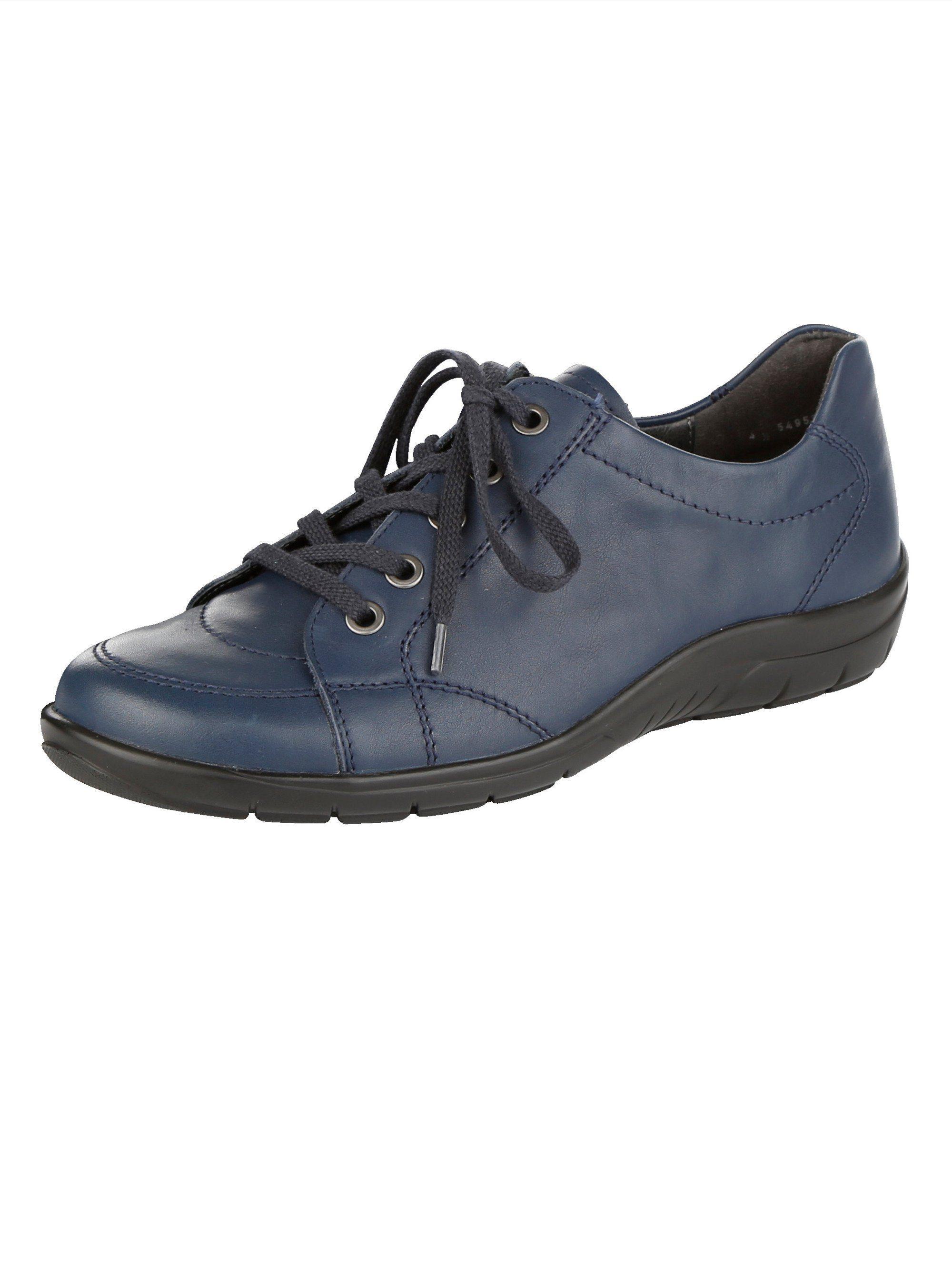 Naturläufer Schnürschuh online kaufen  dunkelblau