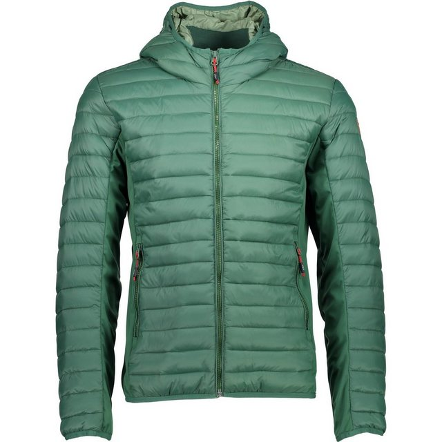 Herren CMP Outdoorjacke 38Z5757-F673 grün | 08055199286188