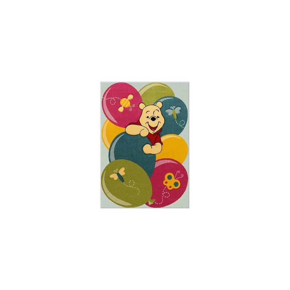 Kinderteppich Winnie Puuh, 133 x 190 cm, Altersempfehlung: ab 0 Monaten.  online kaufen | OTTO