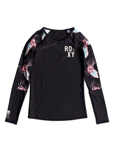 Roxy Langarm UPF 50 Rash Vest ROXY Fitness