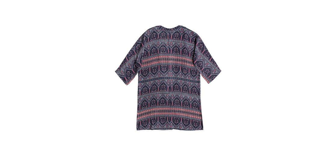 Roxy 3/4 Ärmel Kimono Long Holidays Preiswerte Reale Besuch Bester Großhandelsverkauf Online Preiswerter Preis Fabrikverkauf Verkauf Truhe Bilder NkyQYlU