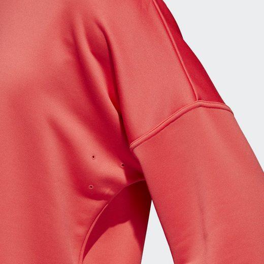 adidas Performance Longpullover Tango Terry Sweatshirt