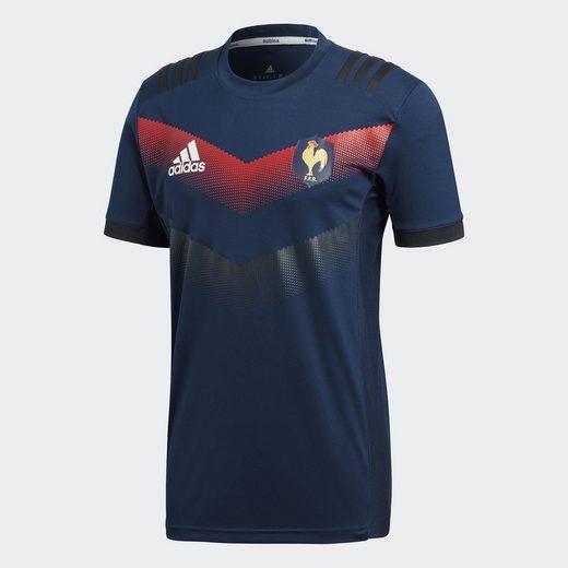 Adidas Performance Rugbytrikot Ffr Performance T-shirt