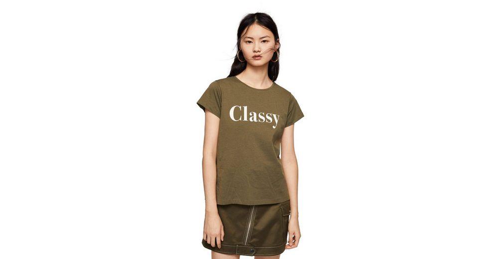 MANGO T-Shirt Classy Große Überraschung Günstiger Preis mzvfgqihqq