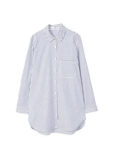 MANGO Gestreiftes Hemd