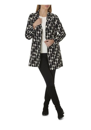 Betty Barclay Wolljacke mit grafischem Muster