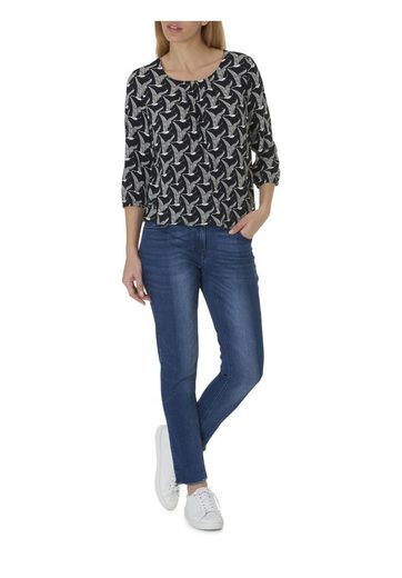 Betty&Co Bluse mit tollem Muster