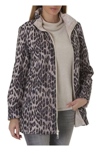 Betty Barclay Jacke mit Leopardenmuster