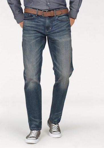s.Oliver 5-Pocket-Jeans (Set, mit Gürtel)