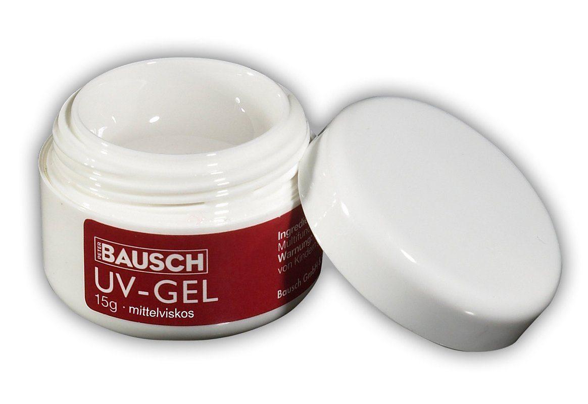 Bausch Nageldesign UV-Gel, mittelviskos 0725/3, professionelle Studio-Qualität