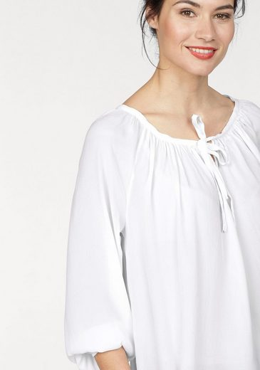 IMP by IMPERIAL Chiffonbluse, mit Seide