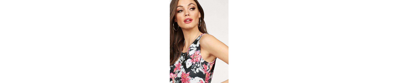Melrose Jerseykleid, mit Blumen Print