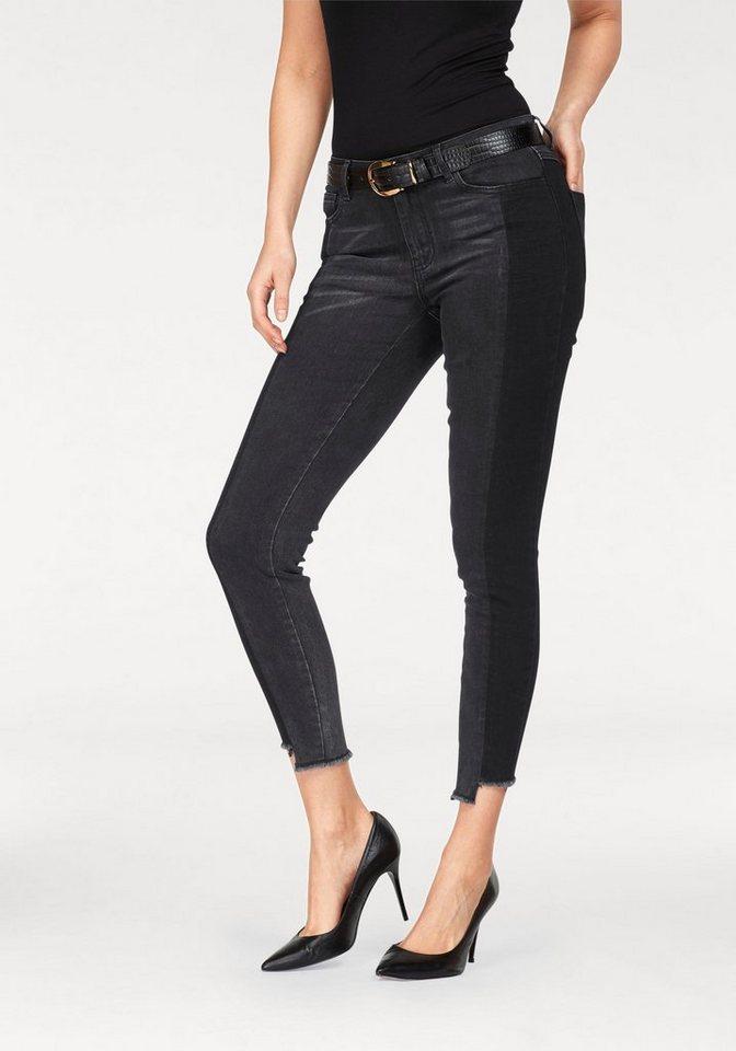 Vila 7 8-Jeans »MALIKKA«, Im trendy 2-Tone Look online kaufen   OTTO cb486bb0d5