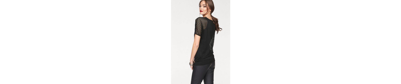 Melrose 2-in-1-Shirt, in Netzoptik