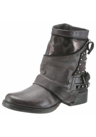 ARIZONA Ботинки байкерские