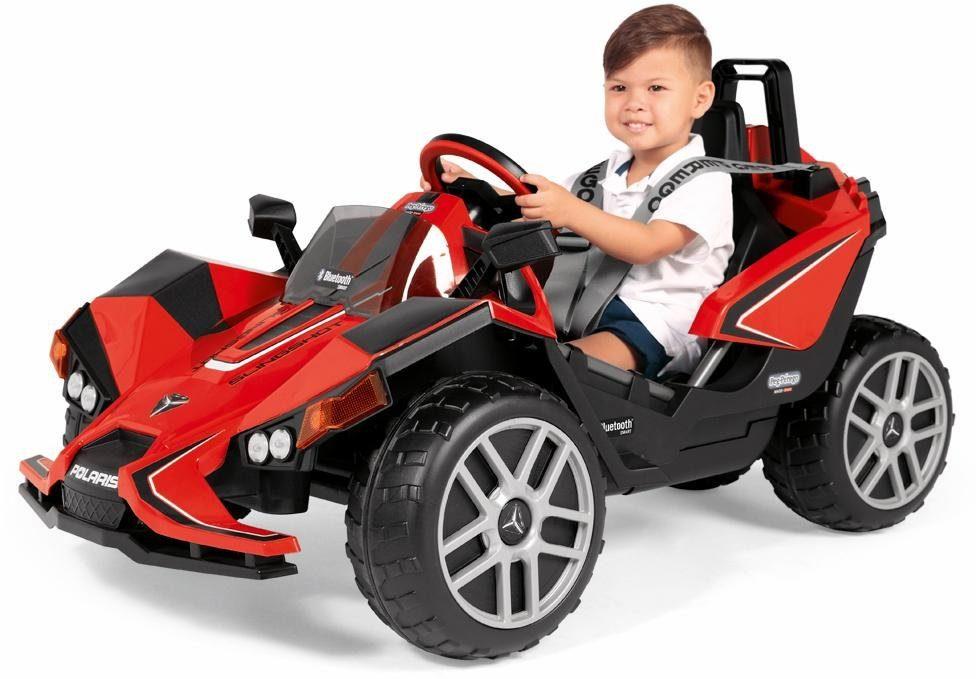 Peg-Pérego Elektrofahrzeug für Kinder Quad, »Polaris Slingshot RC - 12 Volt«