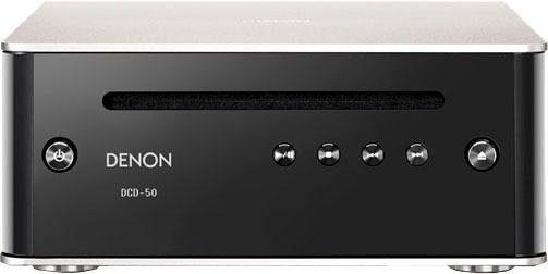Denon »DCD-50« CD-Player (eine volldigitale HiFi-Serie)