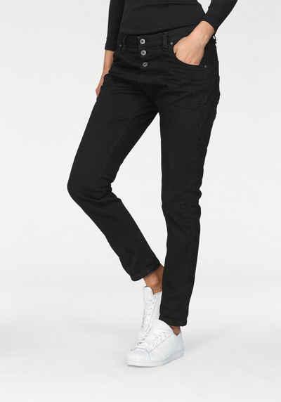 cfa19ca4c95e Please Jeans Boyfriend-Hose »P6AG« mit abgerundeten Ziernähten
