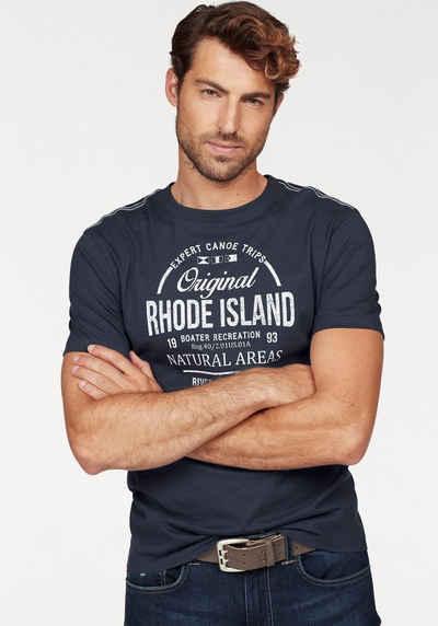 Футболка мужская Rhode Island