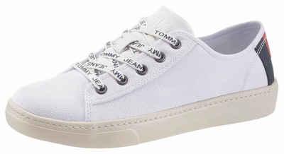 d49ca06c51a309 TOMMY JEANS »Gillian 2D« Sneaker in typischen Tommy Farben