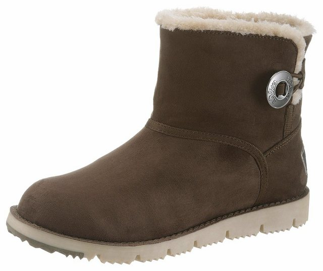 s.Oliver Winterboots mit Warmfutter | Schuhe > Boots > Winterboots | s.Oliver