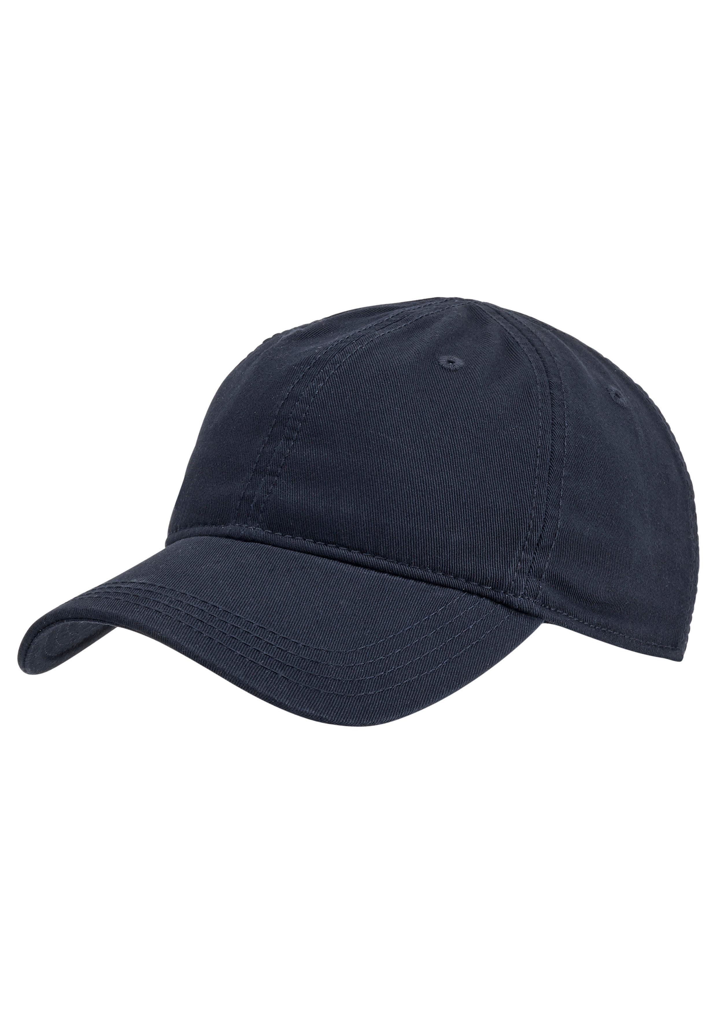 Lacoste Baseball Cap, mit Logo-Stickerei