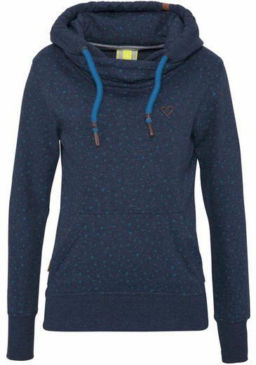 Alife And Kickin Sweatshirt Lolita, Allover Design In Trendy