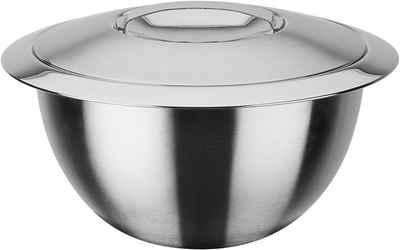 GSW Thermobehälter, Edelstahl, (Set, 2-tlg), doppelwandig, mit Deckel